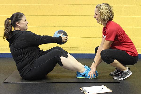 Personal Trainer Tip: Lauren Gedemer