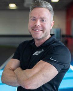 Razor Sharp Fitness Fitness Director Garrett Conley