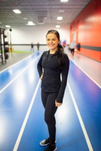 Razor Sharp Fitness Member Spotlight Leah Morris