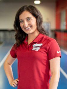 Razor Sharp Fitness Personal Trainer Olivia Van Guyse