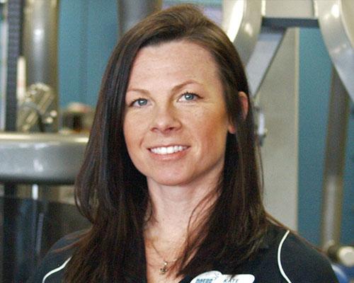 Razor Sharp Fitness Personal Trainer Kristine Gilson